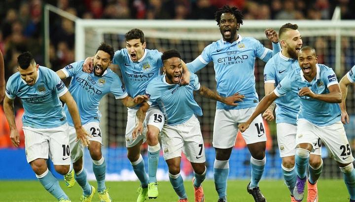Манчестер Сити приехал за победой