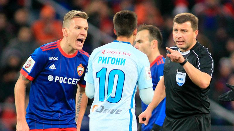 Зенит — ЦСКА: прогноз на матч 29 апреля 2018