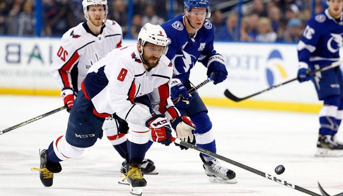 Вашингтон сбавляет обороты и рискует остаться без финала НХЛ