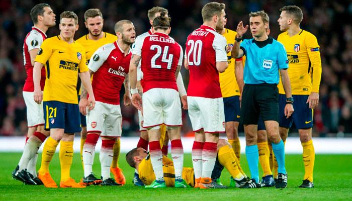 Арсенал постарается исправить ошибку первого матча