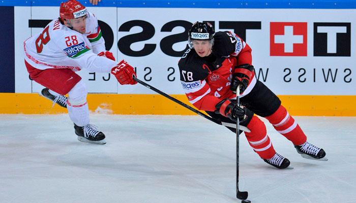 Канада сыграет с Россией в четвертьфинал ЧМ-2018