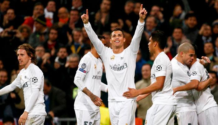 Третий финал ЛЧ для Реала