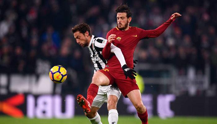 Рома в качестве фаворита против Ювентуса