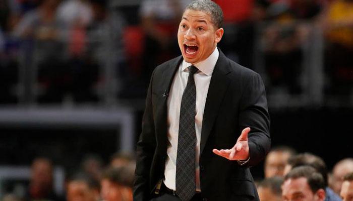 Кливленд в шаге от вылета из плей-офф НБА