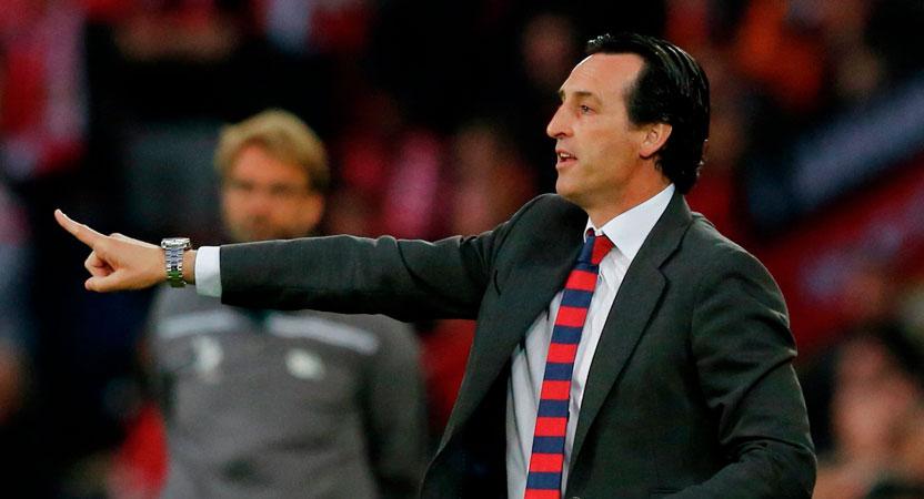 Унаи Эмери официально представлен тренером Арсенала