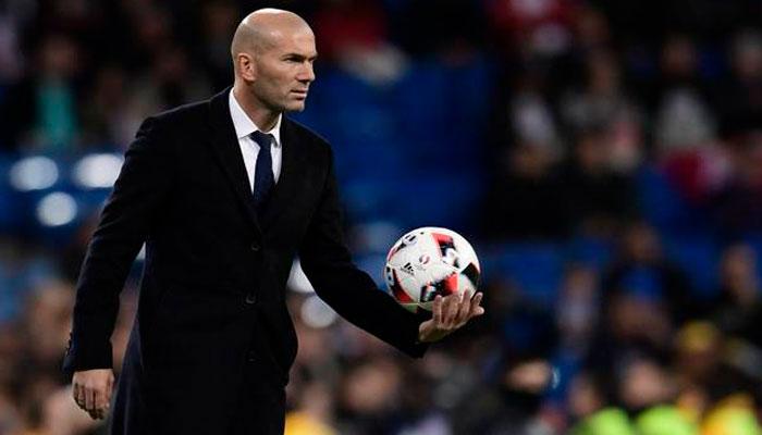 Зинедин Зидан - Реал Мадрид
