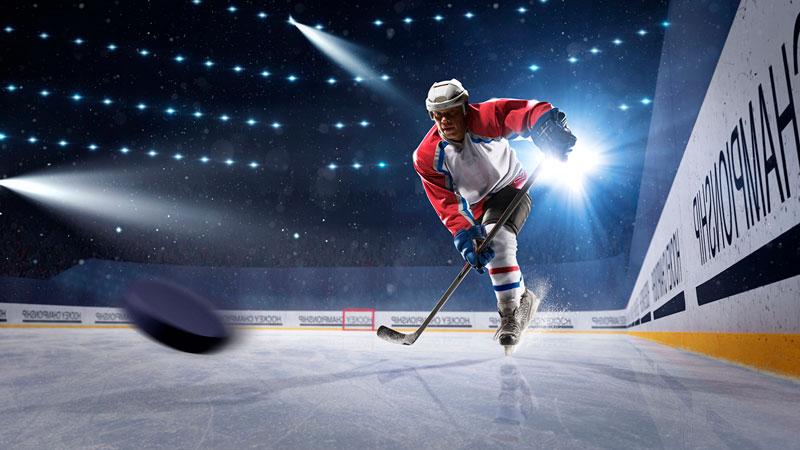 Вероятность волевой победы в хоккее