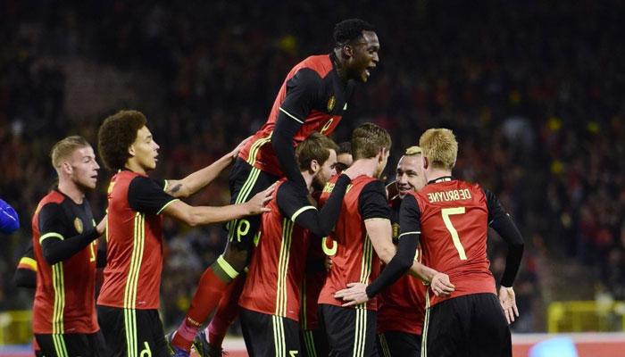 Бельгия идет к плей-офф ЧМ-2018