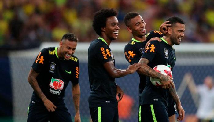 Бразилия пока остается без побед на ЧМ-2018