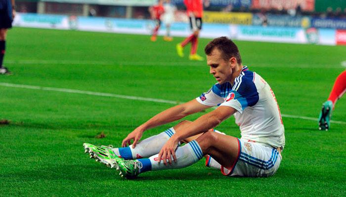 сборная России по футболу выиграла стартовый матч