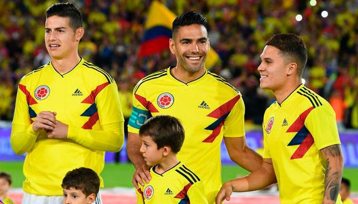 Колумбия фаворит матча с Сенегалом