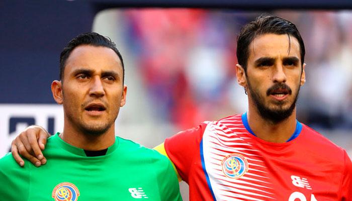 Коста-Рика явный аутсайдер матча с Бразилией