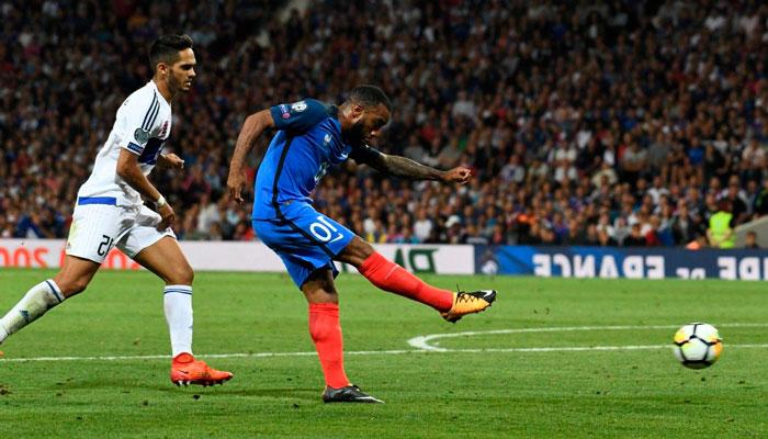 Франция претендует на первое место в группе на ЧМ-2018