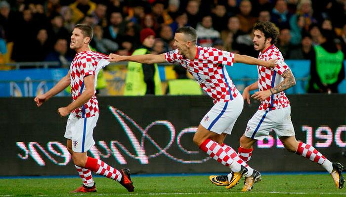 Хорваты выходят в плей-офф ЧМ-2018