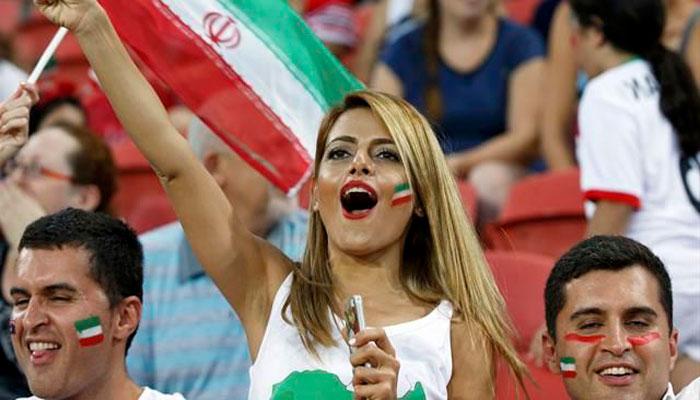 болельщики сборной Ирана верят в команду
