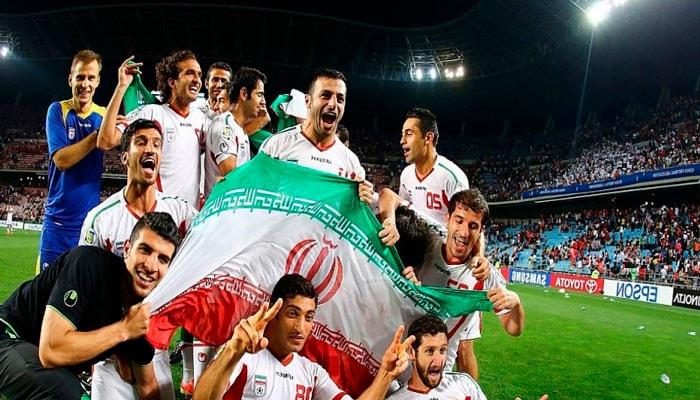 Иран аутсайдер своей группы