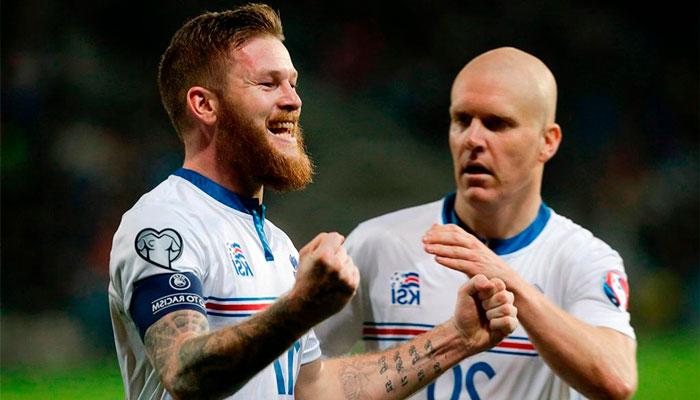 Исландия проходит мимо плей-офф