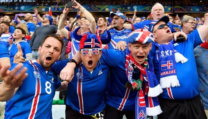 Сборная Исландии не перестает удивлять