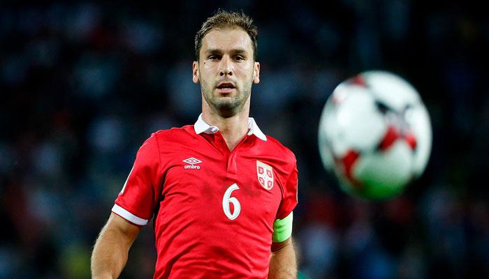 Сербия в сложном положении и вряд ли способны выйти в плей-офф