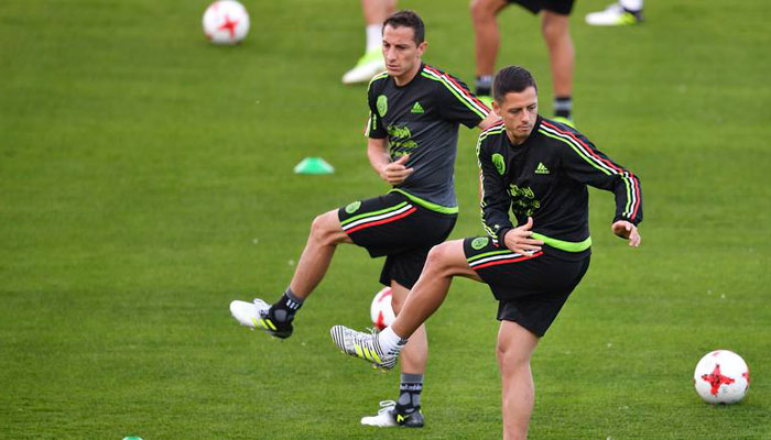 Мексика способна удивить немцев в первой игре ЧМ-2018