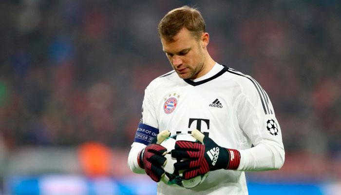 Нойер не спасет Германию от гола
