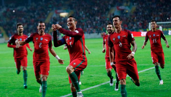 Португалия в качестве фаворита второго матча ЧМ-2018
