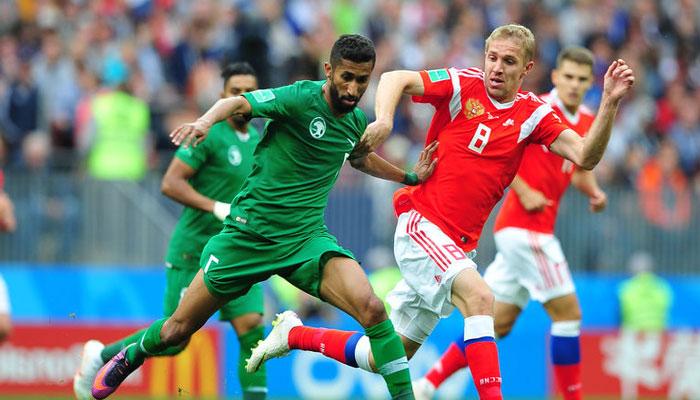 Саудовская Аравия после проигрыша России практически без шансов на плей-офф