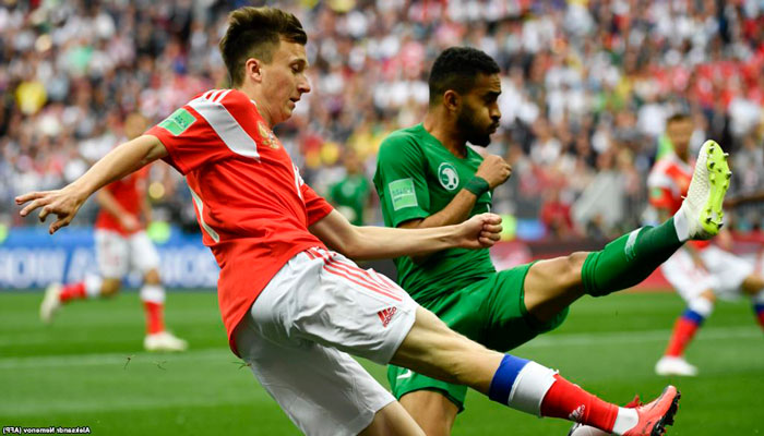 Свудовская Аравия без плей-офф ЧМ-2018