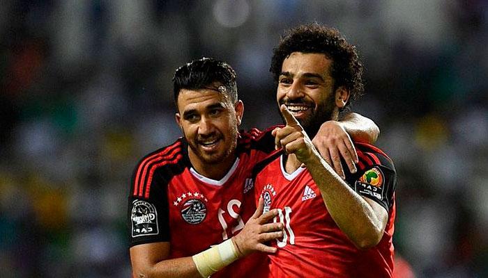 Египет вылетает с ЧМ-2018