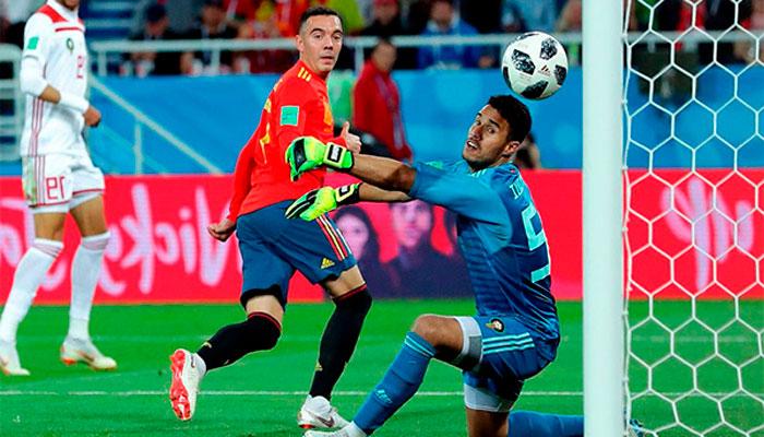 Испания сыграет с Россией в 1/8 финала ЧМ-2018