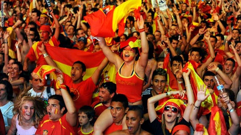 Испания — Россия: прогноз на матч 1 июля 2018