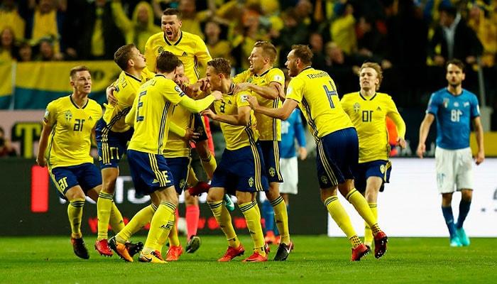 Швеция сыграет с Данией в рамках товарищеской игры