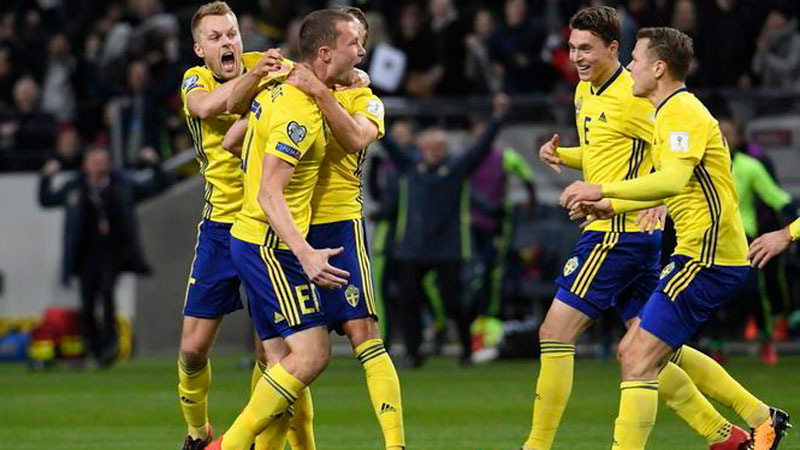 Швеция — Южная Корея: прогноз на матч 18 июня 2018