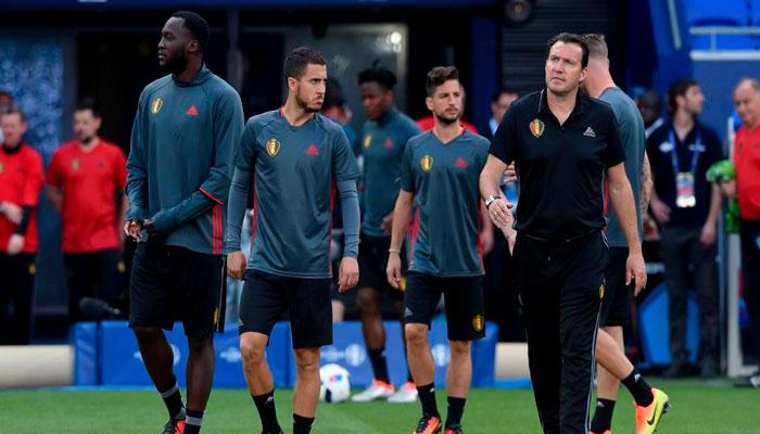 Бельгия пройдет испытание сборной Бразилии