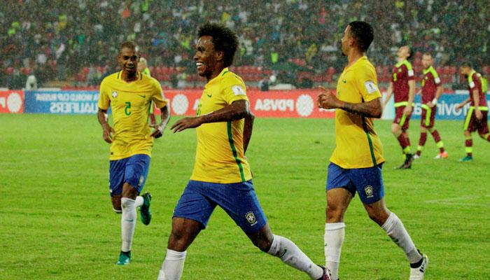 Бразилия фаворит в матче с Бельгией