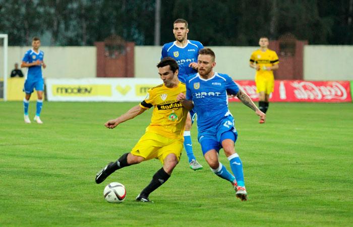 Домжале сыграет с Уфой в отборе к Лиге Европы