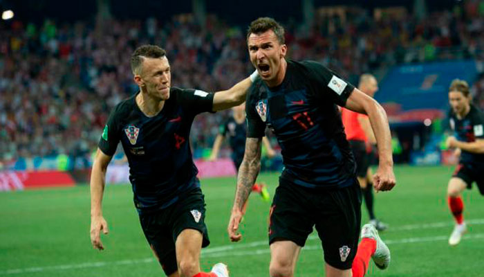 Хорватия в качестве фаворита в матче с Россией