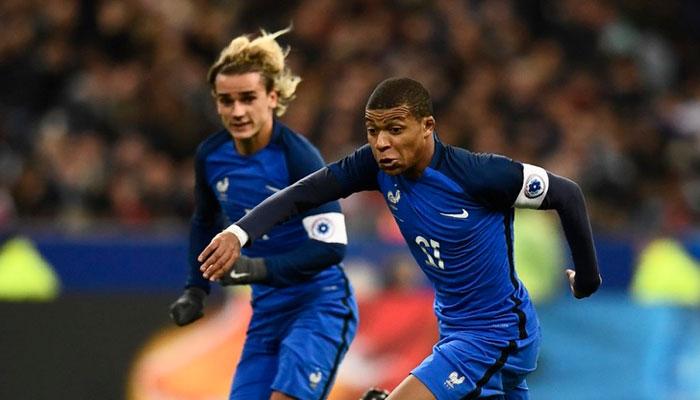 Франция фаворит финального матча ЧМ-2018