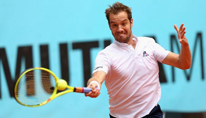 Гаске вышел в финал турнира в Бостаде