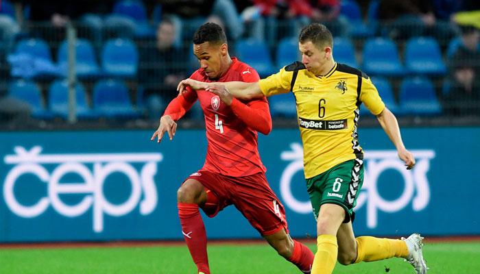Чехия останется без победы в матче Лиги Наций