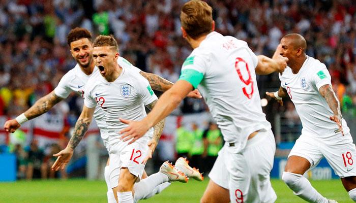 "Англия уступит испанцам на ""Уэмбли"""