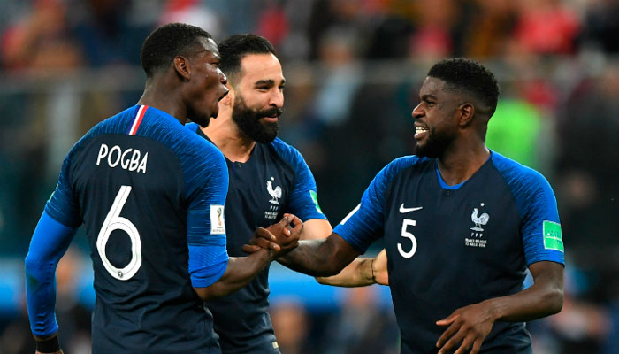 Франция добудет первую победу в Лиге наций