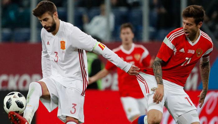 Испания не проиграет Англии в Лиге наций