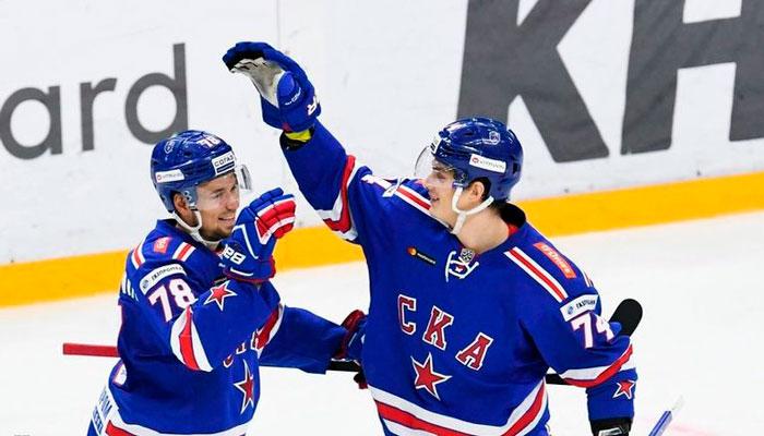 СКА испытает трудности в матче с москвичами