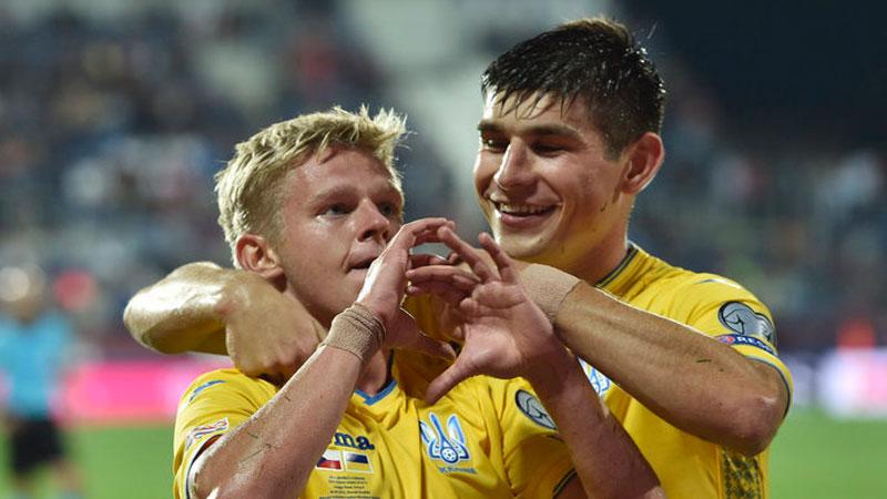Украина — Словакия: прогноз на матч 9 сентября 2018