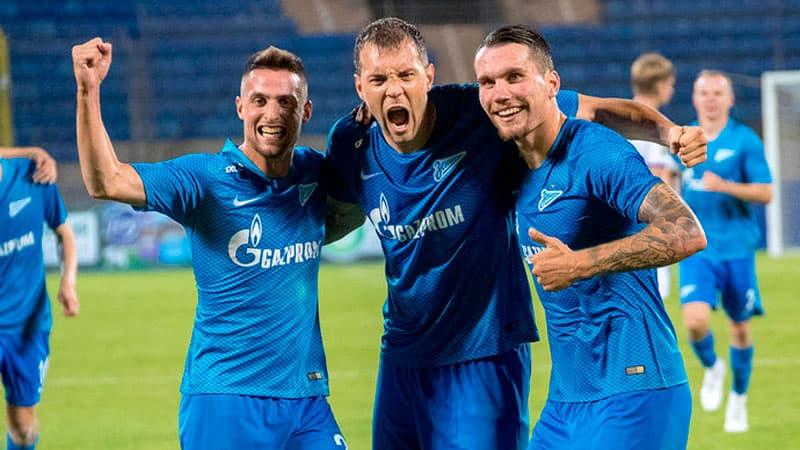 «Зенит» — «Локомотив»: прогноз на матч 23 сентября 2018