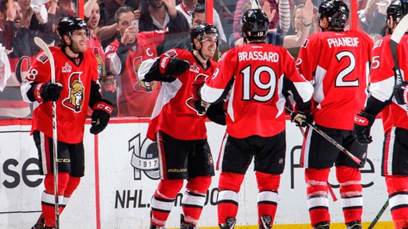 Оттава — Монреаль: прогноз на матч 21 октября 2018