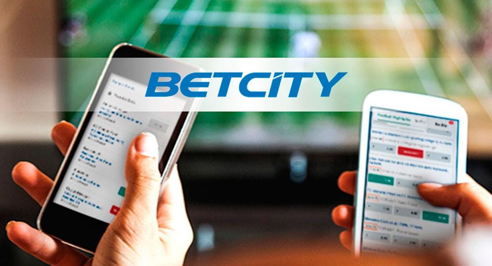 Betcity регистрация и идентификация