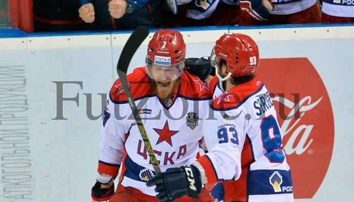 ЦСКА уверенно победит в Нижнекамске