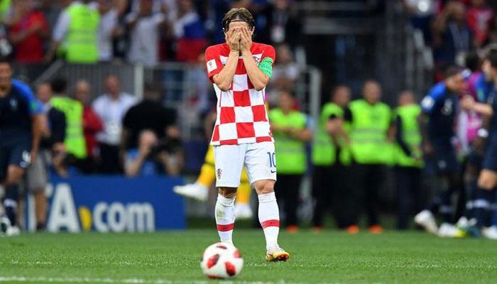 Хорватия вновь уступит испанцам